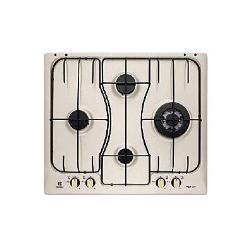 Electrolux - RGG 6243 LON Incasso Piano cottura a gas Sabbia piano cottura