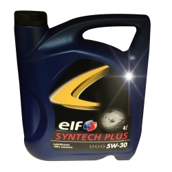Elf - Syntech Plus 5W-30 4 lt