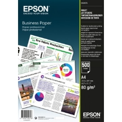 Epson - CARTA BUSINESS INK JET PAPER A