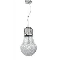 FAN EUROPE - SOSPENSIONE LAMPADA MONTANTE NIKEL