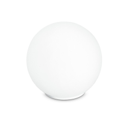 FAN EUROPE - LUME SFERA D35 SAT.BIANCO 1XE27 6