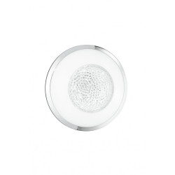 FAN EUROPE - PLAFONIERA D30 LED 14W TIFFANY BIANCA