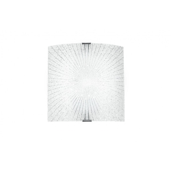 FAN EUROPE - APPLIQUE 26X26 12W LED CHANTAL BIA