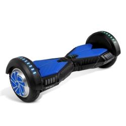 G - WIND 4000mAh Nero, Blu hoverboard