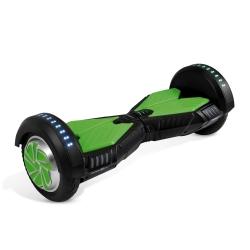 G - WIND 4000mAh Nero, Verde hoverboard