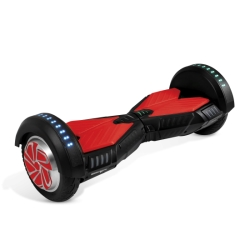 G - WIND 4000mAh Rosso hoverboard