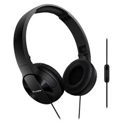 Pioneer - SE-MJ503T Padiglione auricolare Stereofonico Cablato Nero auricolare per telefono cellulare