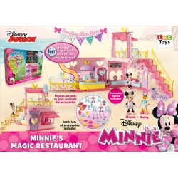 IMC TOYS - MAGIC RESTAURANT+2PERSONAGGI MINNIE