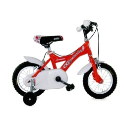 "Masciaghi - CITY BIKE  12"" UNISEX ACC.MONOV.CARTE"