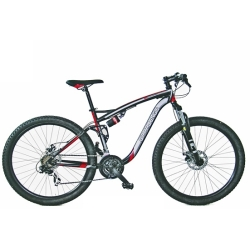 "Masciaghi - MTB 27,5"" FULL SUSPENSION 21V SH.TX3"