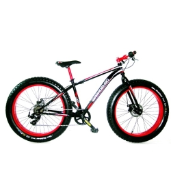 "Girardengo - FAT BIKE 26"" TEL.ACC.HI TEN C-"