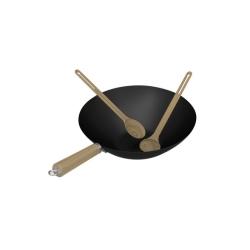 G - 2000014584 Wok/padella per cottura al salto Rotondo padella