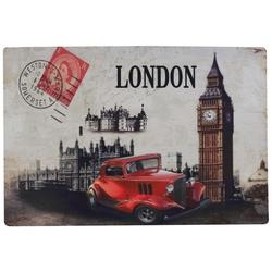 G - ZERBINO LONDON NO WOVEN/GOMMA