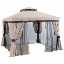 GARDEN COLLECTION - GAZEBO ROMA