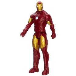 Hasbro - Marvel Avengers Assemble Titan Hero Series - Iron Man