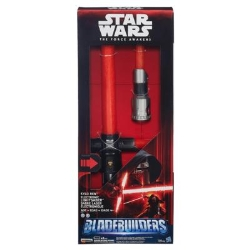 Hasbro - Star Wars The Force Awakens Kylo Ren Deluxe Electronic Lightsaber