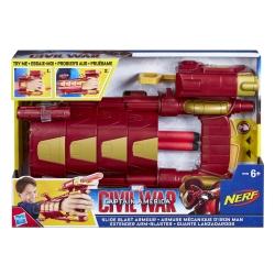 Hasbro - ARMATURA IRON MAN DELUXE