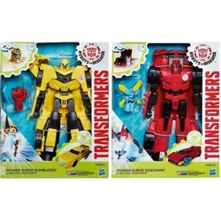 Hasbro - TRANSFORMER POWER HEROES