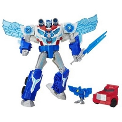 Hasbro - TRNSFORMER POWER SURGE OPTIM.PRIME