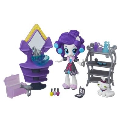 Hasbro - MINI PLAYSET MLPG EQUESTRIAN GIRL