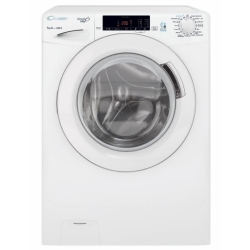 Hoover - GVS4 137T3/1-01 Libera installazione Carica frontale 7kg 1300Giri/min A+++ Bianco lavatrice