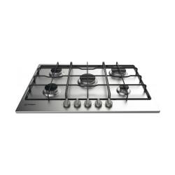 Indesit - THP 752 IX/I Incasso Piano cottura a gas Acciaio inossidabile piano cottura