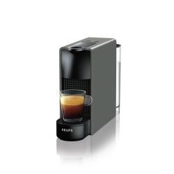 Krups - XN110B Libera installazione Manuale Macchina per espresso 0.6L 1tazze Grigio macchina per caffè