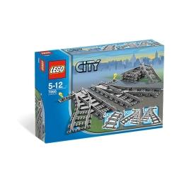Lego - CITY SCAMBI PER LA FERROVIA