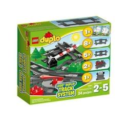 Lego - DUPLO SET ACCESSORI FERROVIA