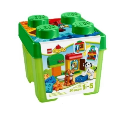 Lego - DUPLO SET REGALO TUTTO-IN-UNO