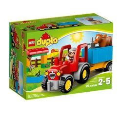 Lego - DUPLO IL TRATTORE