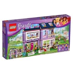 Lego - Friends La villetta di Emma