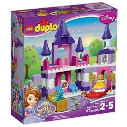Lego - DUPLO IL CASTELLO REALE DI SOFIA THE FIRST