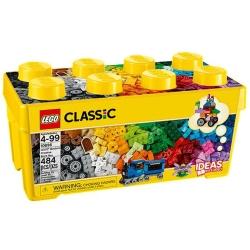 Lego - CLASSIC SCATOLA MATTONCINI CREATIVI MEDIA