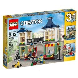 Lego - CREATOR NEGOZIO DI GIOCATTOLI E DROGHERIA