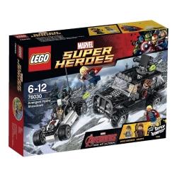 Lego - MARVEL SUPER HEROES RESA DEI CONTI CON L'HYDRA