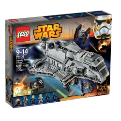 Lego - STAR WARS IMPERIAL ASSAULT CARRIER 1216PEZZO