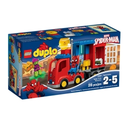 Lego - DUPLO L'AVVENTURA DEL CAMION-RAGNO DI SPIDER-MAN