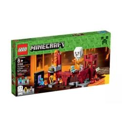 Lego - MINECRAFT LA FORTEZZA NETHER