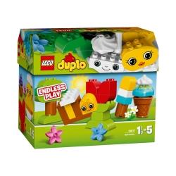 Lego - DUPLO CONTENITORE CREATIVO