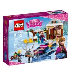 Lego - DISNEY PRINCESS L'AVVENTURA SULLA SLITTA DI ANNA E KRISTOFF