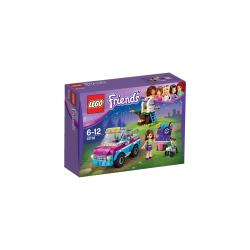 Lego - Friends L'auto per esplorazioni di Olivia