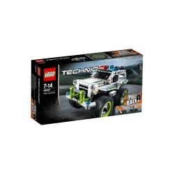 Lego - TECHNIC INTERCETTATORE DELLA POLIZIA