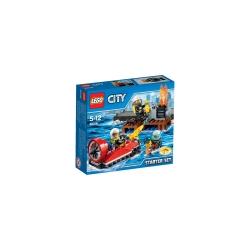 Lego - City Starter set Pompieri