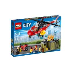 Lego - City Unità di risposta antincendio
