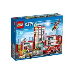 Lego - City Caserma dei pompieri
