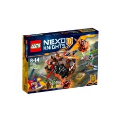 Lego - NEXO KNIGHTS LO SPACCALAVA DI MOLTOR