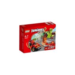Lego - JUNIORS NINJAGO: RESA DEI CONTI CON IL SERPENTE