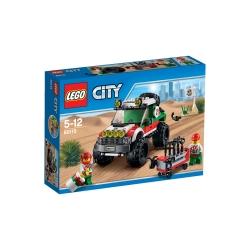 Lego - CITY FUORISTRADA 4 X 4