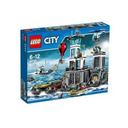 Lego - CITY LA CASERMA DELLA POLIZIA DELL'ISOLA